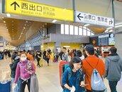 旅客往返花蓮 鐵路仍是首選