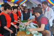 三崁社區推廣農產品 農友自產自銷