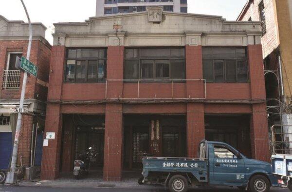 哈瑪星楊家老宅整修前。圖/高雄市政府提供