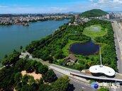 CNN評比亞洲5大單車城市 港都鐵馬挑戰愛河蓮池潭線
