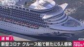 船上百人發燒!鑽石公主號確診達70例 22名台籍旅客待協助