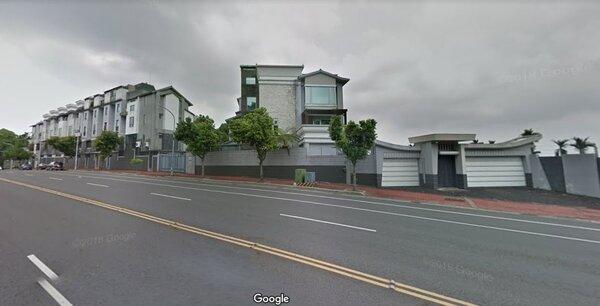 嘉義市大雅路街景。圖/翻攝Google Maps