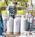 天然氣連5降 桶裝瓦斯凍漲