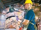 高雄代天宮 傳統工法修復彩繪