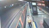 台鐵自強號害跌 列車長與司機員疑有疏失