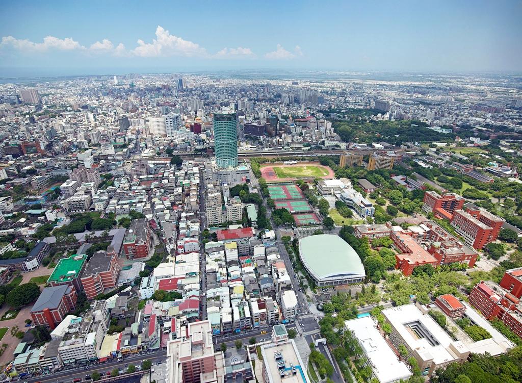 台南市景。圖/好房網新聞資料庫