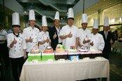 台中國際糕餅節 市政大樓開賣吸引人潮