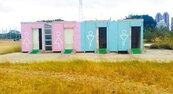 增建景觀公廁 改善左岸異味