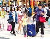 10月陸客來台大降5成 影響國際旅客年減2.2%