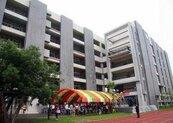 台中東山高中圖書館落成 提升閱讀環境