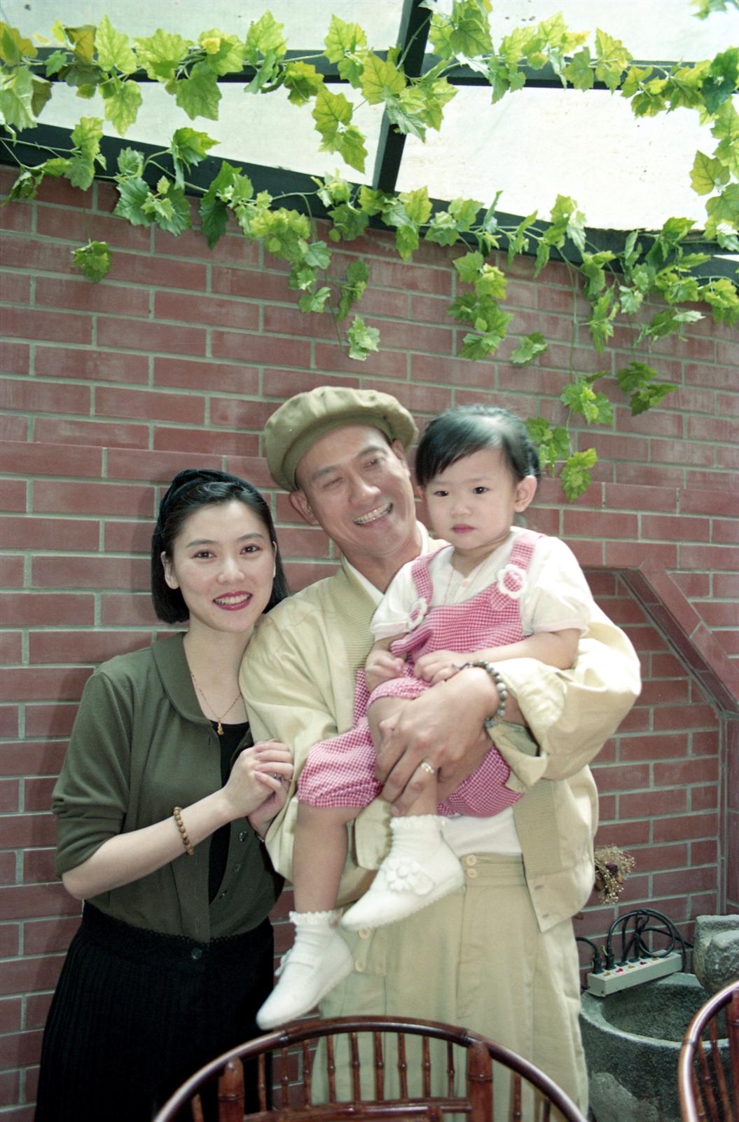 官晶華與鄭少秋結婚後,就退出演藝圈,專心在家相夫教子。 圖/聯合報系資料照