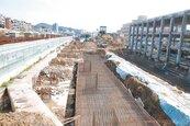 基隆城際轉運站明年7月完工