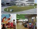 台中市/國立台中圖書館周邊 全台首座五星規模數位公共圖書館