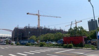 中市建照及雜照自動展延2年,公會肯定有助緩和營建市場。圖/台中市政府提供