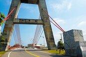 竹縣3座斜張橋 中央補助檢測