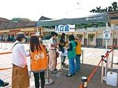 台北市圖、動物園實名制上路 民眾很配合
