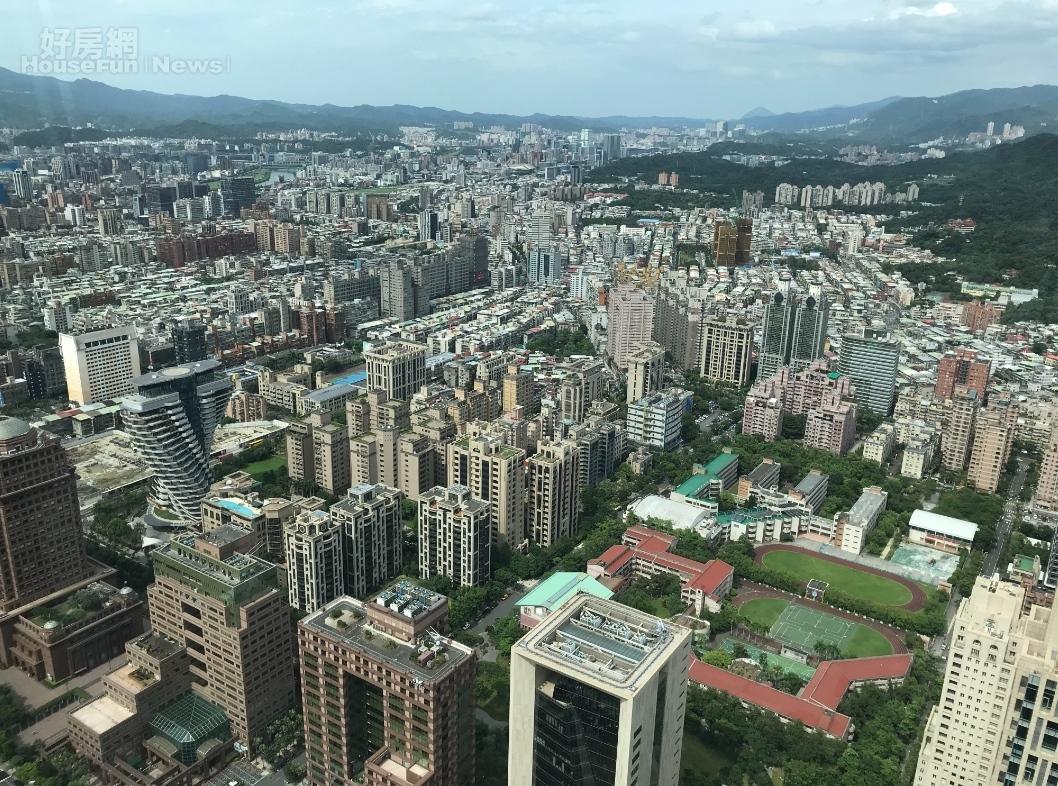 台北市地政局公布最新實價登錄數據,2020年1月全台北市交易件數為816件,比起2019年12月減少28.92%。好房網News記者李彥穎攝