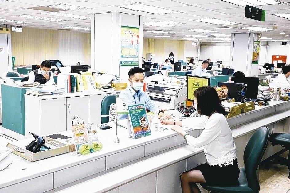 土地銀行推出「中小企業抗疫專案貸款」,協助企業廠商紓緩資金調度。 土地銀行/提供