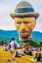 台東「最受歡迎熱氣球」票選出爐 「梵谷球」奪冠