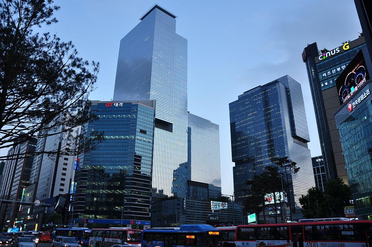 南韓若斷鏈,台廠可望受惠轉單效應。圖/翻攝自維基百科