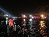 台北港領港船與香港貨輪碰撞 2船員尋獲皆溺斃