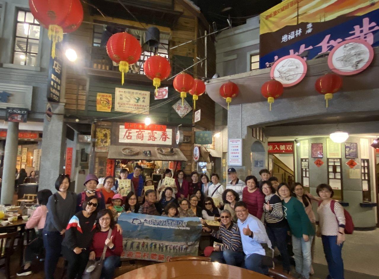 台中市以懷舊風聞名的「香蕉新樂園」餐廳不敵新冠肺炎疫情,將在5月10日母親節後吹熄燈號。(圖/聯合新聞網)
