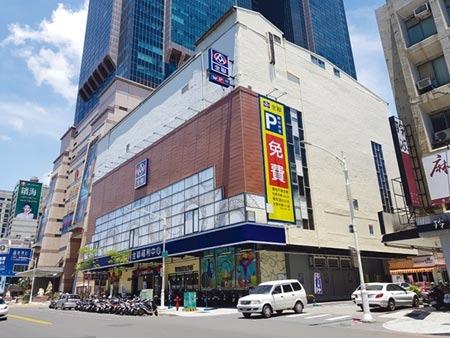 三多戲院舊址已成全聯營業據點。圖/顏瑞田