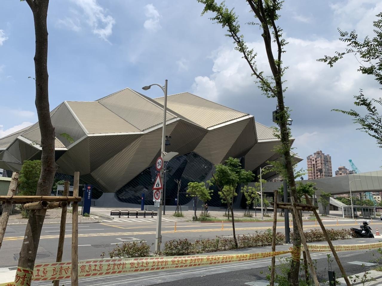 台北流行音樂中心北基地9月5日正式開幕,第31屆金曲獎10月3日將移師至此舉行,成為開幕首場大型音樂盛事。記者趙宥寧/攝影