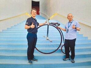 全台首座 巨大中科自行車文化館啟用