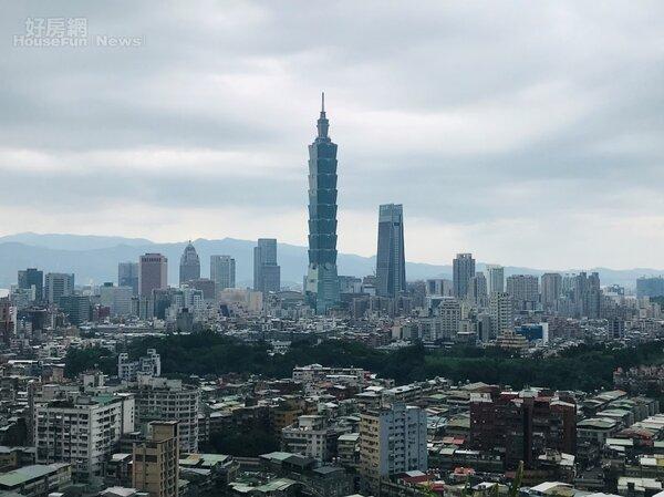 台北市地政局公布2020年3月份實價登錄數據,大樓和小宅價格呈現上漲,公寓則下跌。好房網News記者李彥穎攝
