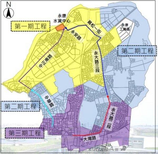 七股科技工業區。圖/台南市政府水利局提供