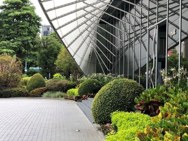 坪數適中、有庭園綠景規劃、品牌建商的創新,都是吸引富豪下手購屋的關鍵。圖/業者提供
