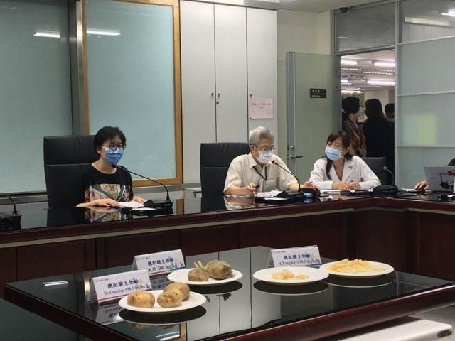 台北市衛生局昨天公布「2019年台北市十大死因」統計結果。記者張世杰/攝影