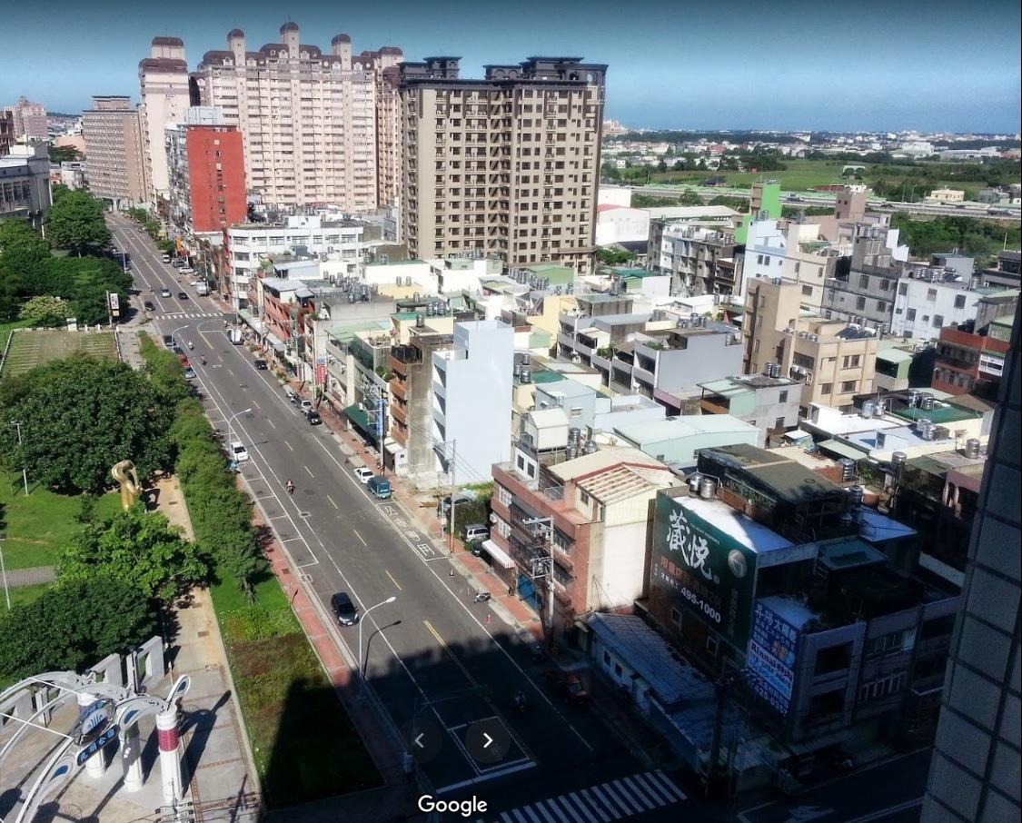 根據內政部實價登錄資料,桃園中壢區房市也相當熱絡。圖/翻攝自Google maps