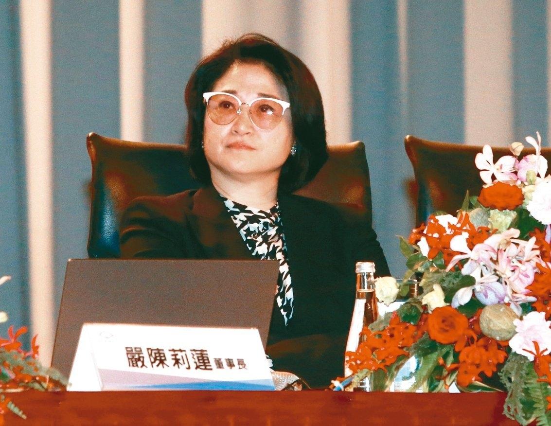 裕隆集團董事長嚴陳莉蓮。圖/連和報系資料照