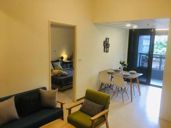 木柵社宅規劃119戶,包括一房型72戶、二房型36戶、3房型11戶。記者張世杰/攝影