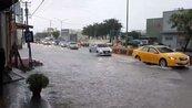 雨彈襲全台!這些縣市超大豪雨慎防淹水