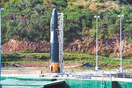 南田火箭發射基地該歸誰管,中央各部會互踢皮球,台東縣政府無法遵循。(莊哲權攝)