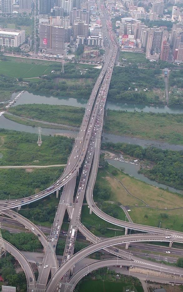 竹縣十大交通建設「經國橋道路改善」,獲內政部650萬可行性評估。圖/新竹縣工務處提供