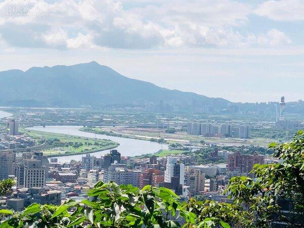 台北市景。好房網記者唐主桂攝