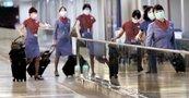 華航通報逾2千人 無薪假人數破2.6萬