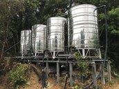 深坑增設8水塔 改善大坪街供水