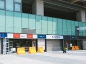 台中車站新站1樓餐飲 月底試營運
