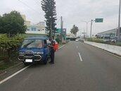 路口安全大執法 屏東縣闖紅燈與紅燈右轉最多