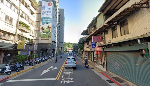 軍功路多年前改名為和平東路四段。圖/翻攝Google Maps