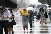7縣市豪雨大雨特報!今明雨最大 「沙德爾」最快明轉中颱