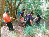 民眾不能出國瘋登山 救難人員救到軟腳