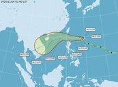 颱風越變越大? 鄭明典解釋「紅色線」的意義