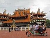 四輪親子休閒車騎乘 集集可望合法上路