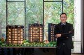 知名設計師跨足建築業 推「低密度環境」飯店式住宅
